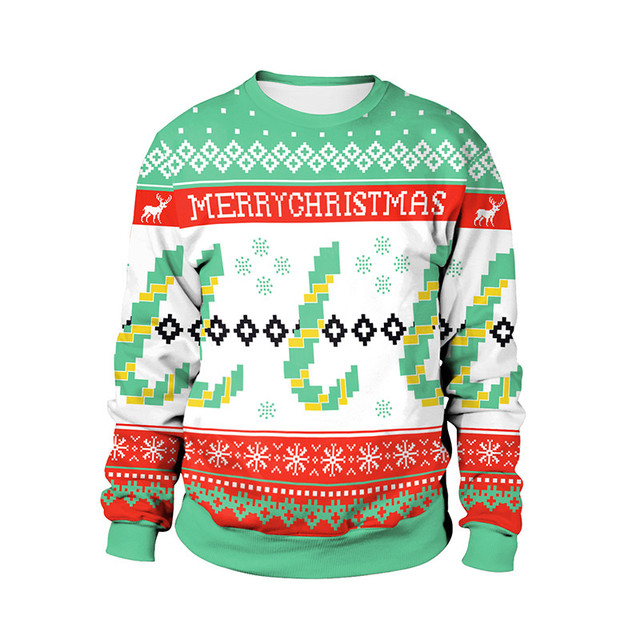 YH03217 Mens ugly christmas sweater winter tops 5c64c11307a15