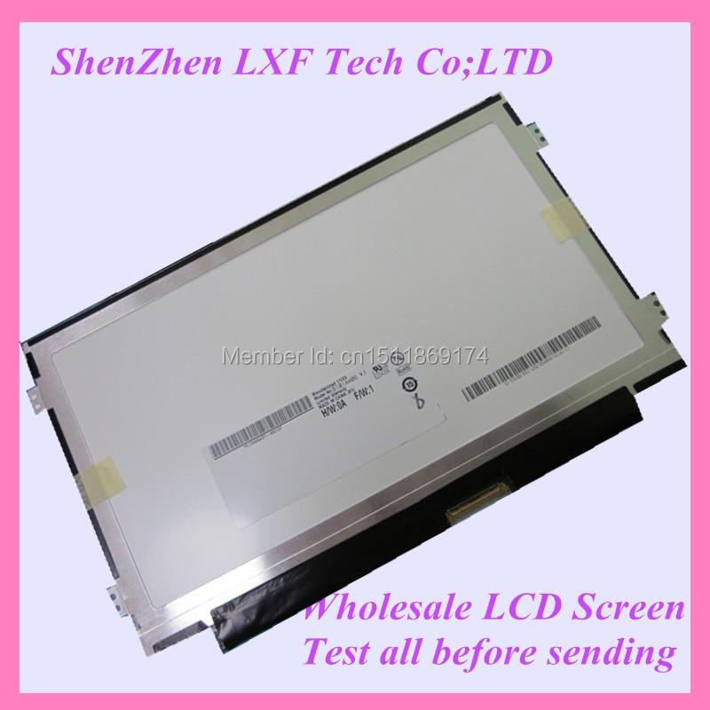 B101AW06 V.1 V.0 N101L6-L0D LCD screen S100 S110 ZE6 D255 D257 D260 D270 D275 Laptop LCD screen