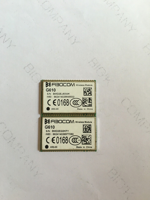 G610 FIBOCOM GPRS GSM module 100% New&Original in the stock Free Shipping