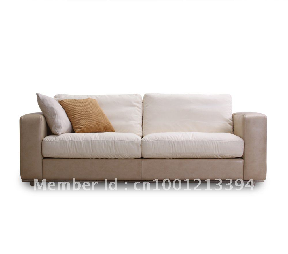 Modern Furniture Living Room Fabric Bond Leather Sofa 3 Seater 2 Lover In Sofas From On Aliexpress Alibaba