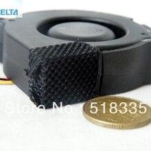 Центробежный вентилятор для delta 5015 BUB0512HB с двойным шариковым подшипником, вентилятор, охлаждающий вентилятор