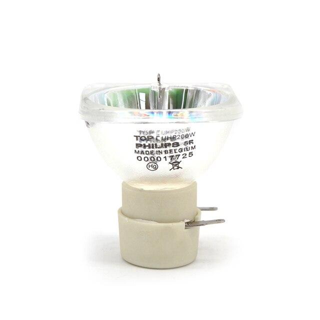 4 pièces/lot! Pas cher MSD platine 5R ampoule 200W projecteur KTV DJ faisceau pour Sharpy tête mobile/lumière de scène/Sirius HRI 190W + faisceau 5R lampe