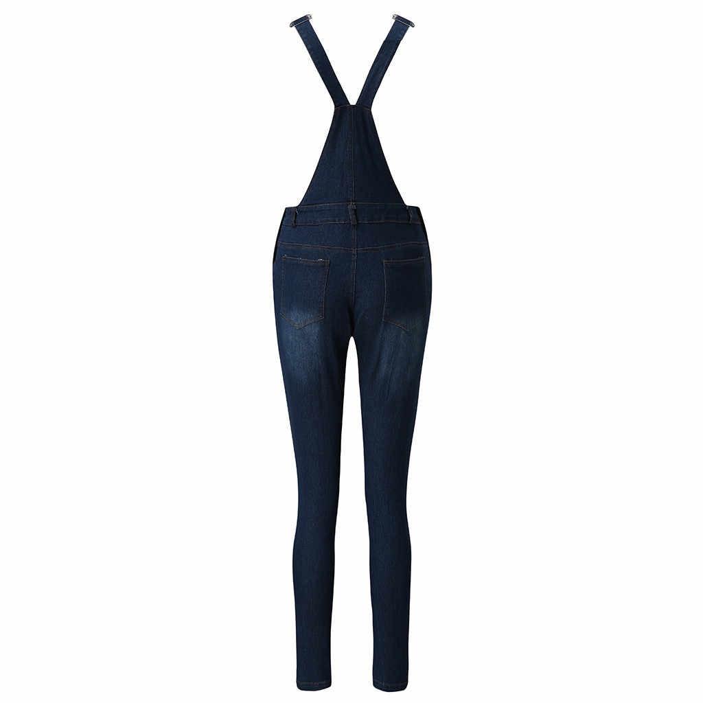 2020 נשים ג 'ינס femme 2020 נובו אופנה כולל Shourt מכנסיים קיץ spodnie jeansowe damskie רצועות שרוולים בגדים #5