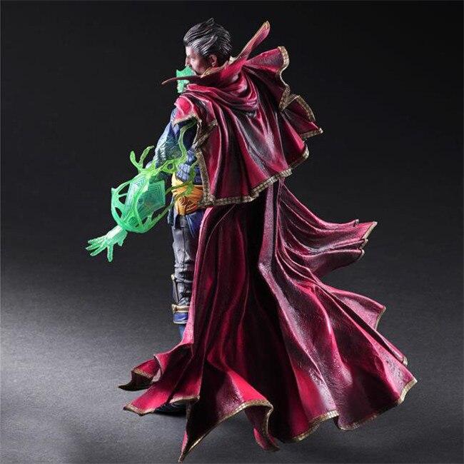 Nouveau chaud 28 m Avengers docteur étrange action figure collection jouets cadeau de noël avec boîte - 5