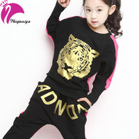 Baby Girl S Clothes Set New 2016 Spring Cotton Outwear Pullovers Long Sleeved Patchwork Coat Casual