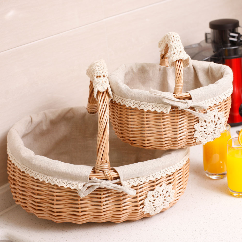 Aliexpress.com : Buy Q Guangzhou IEE Straw Storage receive wicker basket  receive box storage baskets of picnic fruit basket from Reliable basket  cart ...