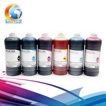 Высочайшее качество чернилами для HP 72 воды Base чернилами для HP T1300 T2300 красителя чернил — 1000 мл Упаковка