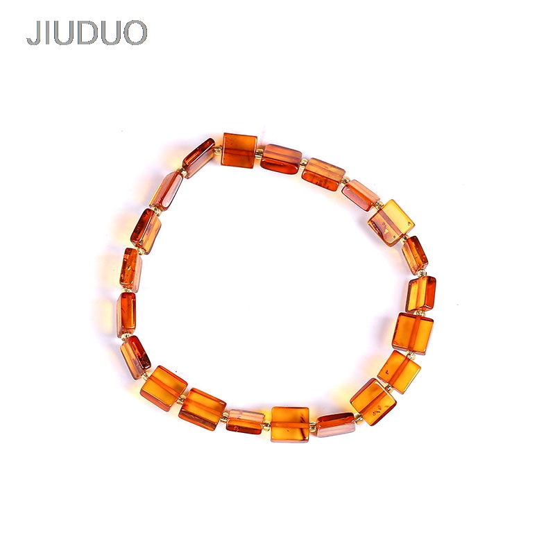 Bracelet silver Lucky Women Amber Hand with Certificate Natural Blood Perfection DIY Men and Women Blood Park ChainBracelet silver Lucky Women Amber Hand with Certificate Natural Blood Perfection DIY Men and Women Blood Park Chain