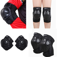 Motor Motorcycle Elbow Knee Protection Guard Support Gear Skating Mountain Bike Racing Pad Bicycle Cycling Elbow Knee Protection