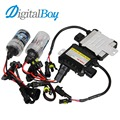 Digitalboy DC 12V 55W Slim Ballast Block Xenon HID Bulb Kit 9005 HB3 Auto Car Headlight Lamp Car Light Source Fog Lights 6000k