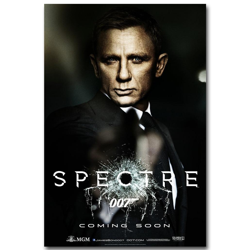 Casino Royale Daniel Craig James Bond Movie Art Silk Poster Print 20x30 inch