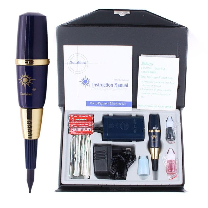 Kits permanents de machine de maquillage professionnels pour le - Tatouages et art corporel - Photo 1