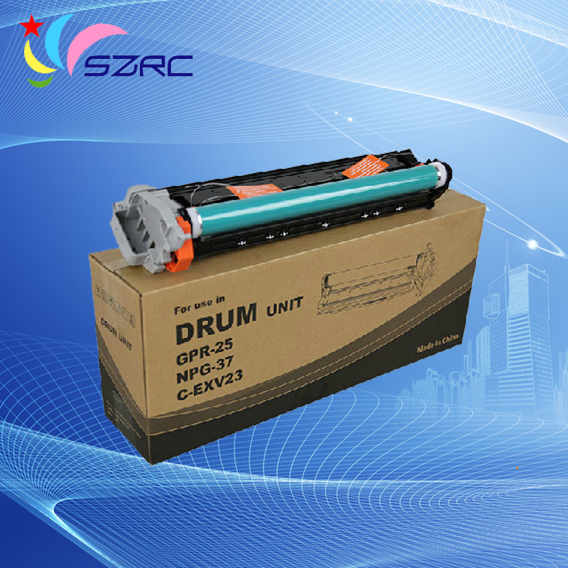 High quality GPR-25 NPG-37 copier drum unit compatible for canon iR2018 IR2022 IR2025 IR2030 isolation