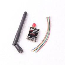 Передатчик EWRF e708TM3 5,8G 48CH 25 МВт/200 мВт/600 мВт переключаемый выход 5 в BEC Поддержка настройки OSD для FPV модели радиоуправляемого дрона