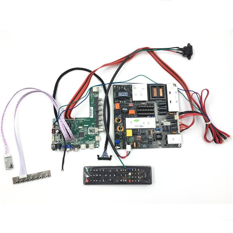10 bit lvds controller for panel T420HW08 V1. 42