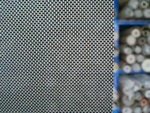 Image 2 - Traslucido Sole Avvolgibili Schermo in nero 35% Poliestere 65% PVC Tenda di Finestra per la Cucina Balcone