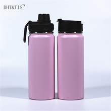 18OZ Vacuum Flask Insulated Stainless Steel Water Bottle Termos Bottle Cold insulation cup office kettle swig it Termos cup500ml цена и фото