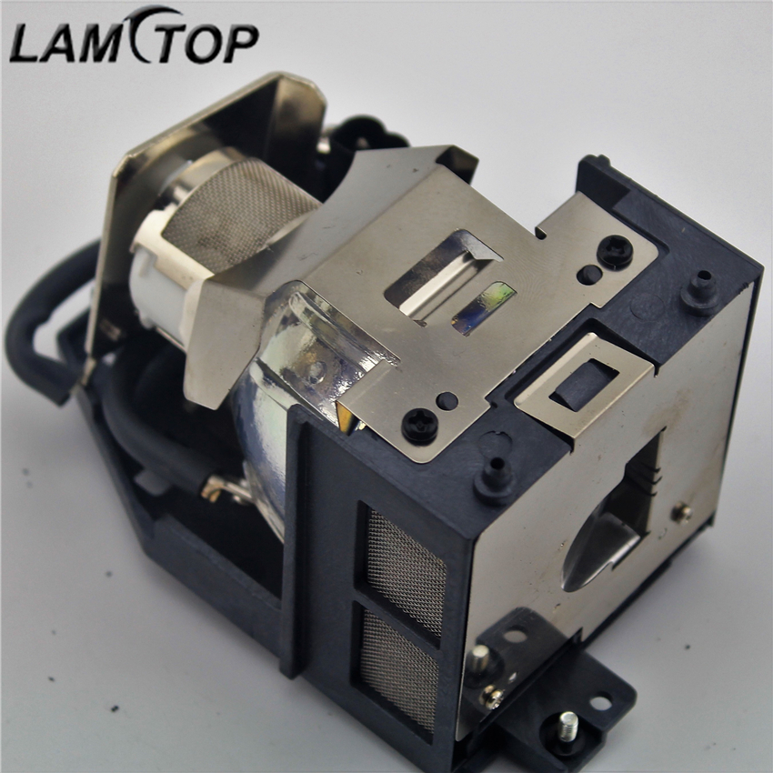 LAMTOP  projector lamp with housing AN-XR10LP for XV-Z3000/XR-10SA/XR-X20SA/XR-12SA/XR-22SA lamtop projector lamp with housing an xr10lp for xv z3000 xr 10sa xr x20sa xr 12sa xr 22sa