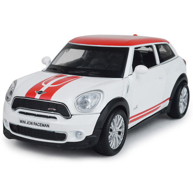 1:32 Toy Car Mini Cooper Metal Toy Alloy Car Diecasts & Toy Vehicles Car Model Miniature Scale Model Car Toys For ChildrenDiecasts & Toy Vehicles