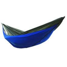 Novo acampamento leve hammock undercolcha e saco de dormir rede