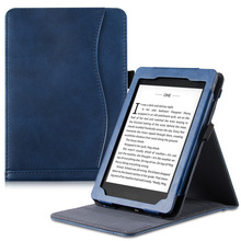 Stand Case for All Kindle Paperwhite 2 3 4(5th 6th and 7th 10th Gen) - Premium PU leather Smart Shell Cover with Auto Sleep/Wake sinairsoft 5th gen sks 5th gen hi profile integral see thru mount complete with 1 rings mnt 640t5