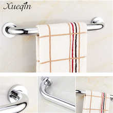 Xueqin Wall Mount Bathroom Grab Bars For Elderly Safety Stainless Steel  Toilet Bathtub Handrail Chromed Towel