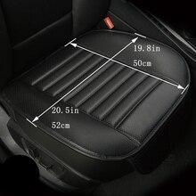 Чехол для сиденья автомобиля, универсальное сиденье автомобиля-Стайлинг для Toyota Honda BMW Audi ford, Hyundai Kia VW nissan Mazda Lexus Volvo Acura 90% автомобилей