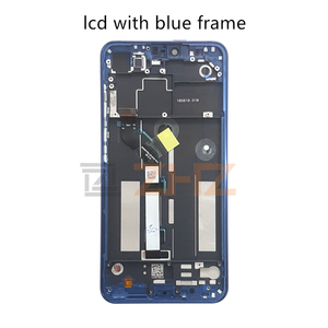 Image 5 - For Xiaomi Mi 8 Lite lcd display touch screen Digitizer Assembly  with frame for mi 8 lite display repair parts