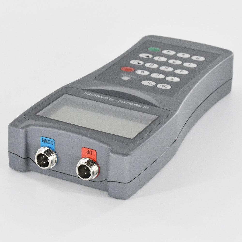 Digitális hordozható ultrahangos vízáramlásmérő TDS-100H - Mérőműszerek - Fénykép 4