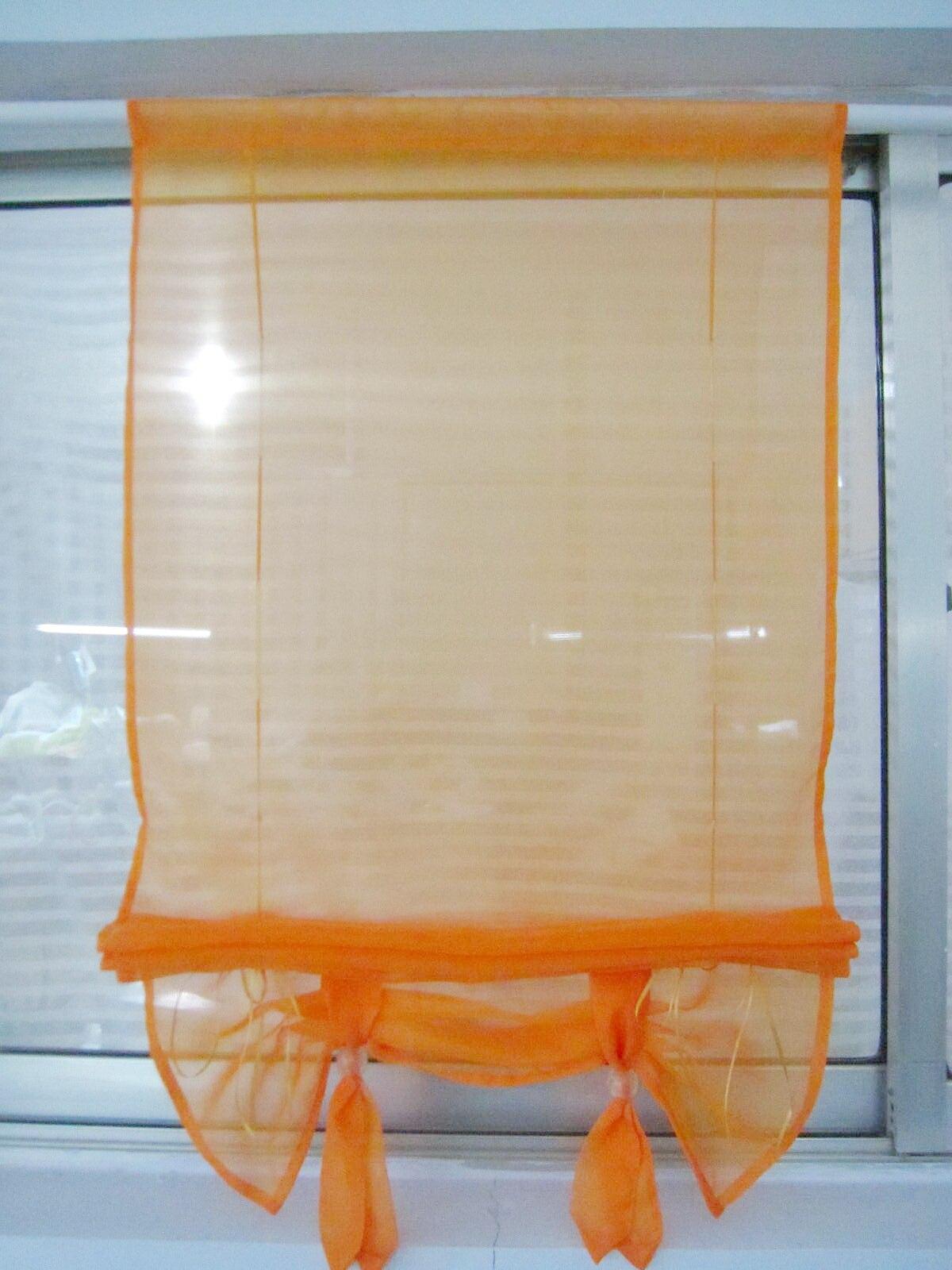 comprar polister hermosa pura cortina de las persianas romanas para cocina bao dormitorio de curtain ball fiable proveedores en our