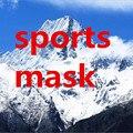 Entrenamiento deportivo negro de alta altitud simulación máscara protectora con hipoxia ejercicio gimnasio con paquete de la caja