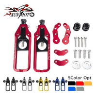 Motorcycle Parts Adjusters Chain Tensioner Catena w/ Spool For 2004 2005 2006 Yamaha YZF R1 YZF R1 Black Blue Gold Red