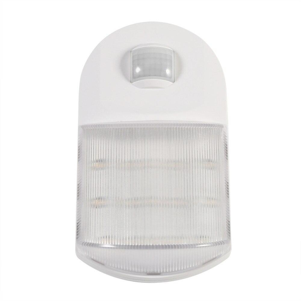 Wireless Motion Инфракрасный Датчик Главная Спальня Прихожая Крыльцо СВЕТОДИОДНЫЕ Лампы Night Light ЕС Plug