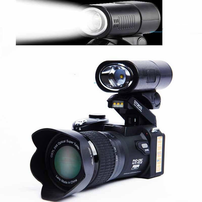 Polo Sharpshots/PROTAX D7300 Digital Video Camera 33mp resolution 24X optical zoom Auto...