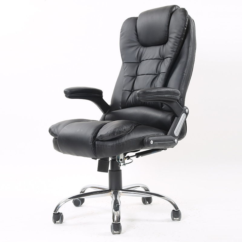 luxury office chairs. luxury modern fashion swivel boss chair rotary lifting ergonomic office chairs thicken backrest leisure lying computer