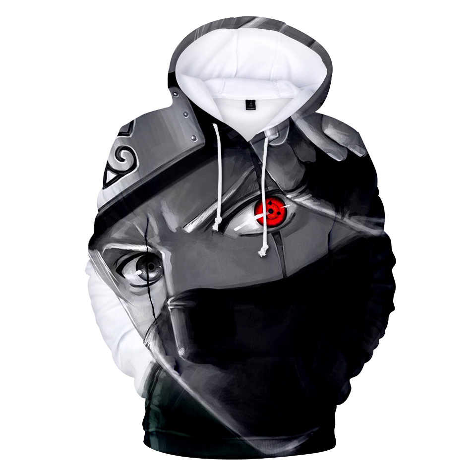 bbeec8275b881 Naruto Hoodie Pullover Fleece Japanese Anime Men Women Fashion Animation  Harajuku 3D Men s Warm Sweatshirt A Capuche Homme 4XL-in Hoodies   Sweatshirts  from ...