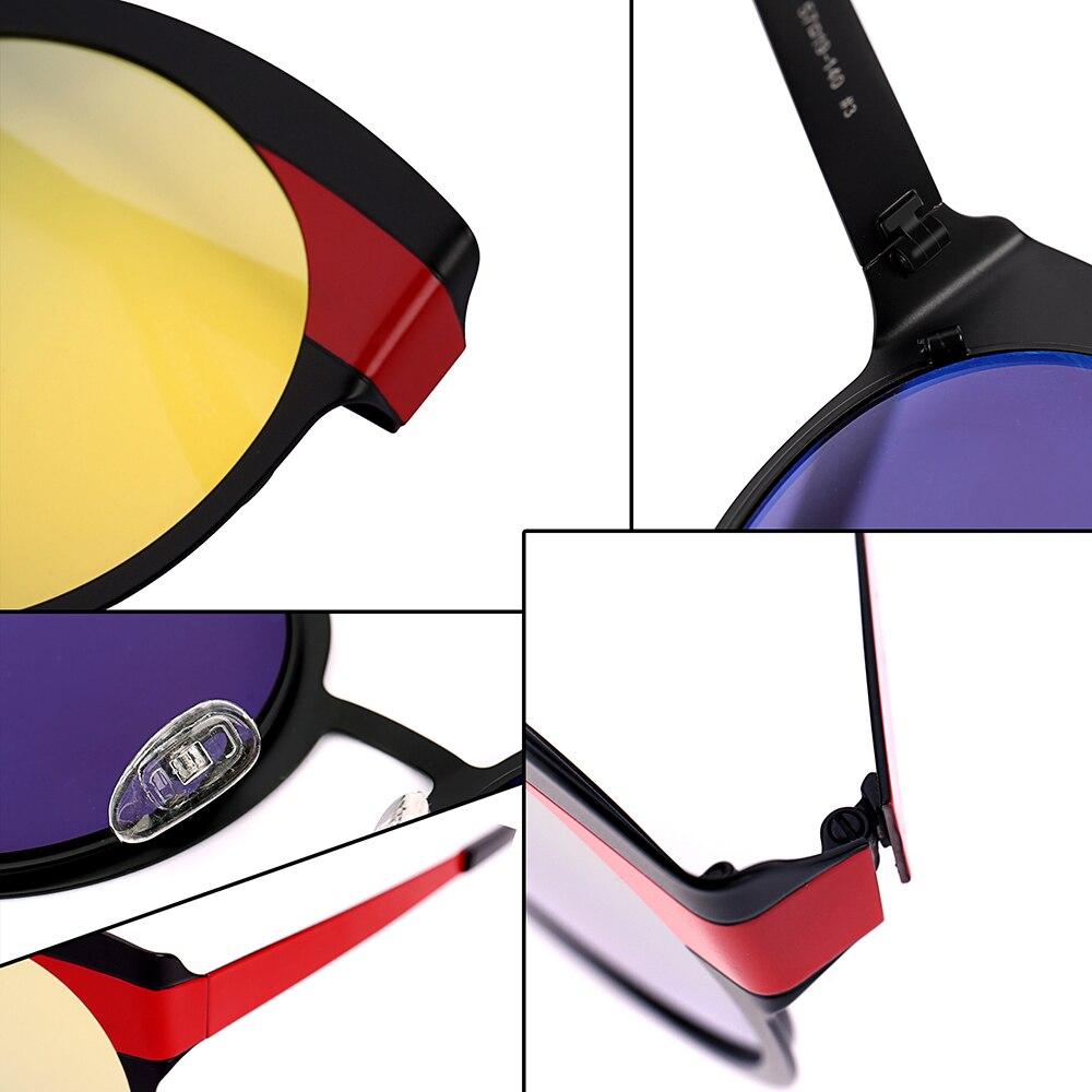 2018 à la main de haute qualité polarisé Anti-réfléchissant lunettes de soleil oeil de chat confortable lunettes de soleil femmes fille luxe lunettes de soleil - 6