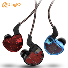 ZS10 Earphones 10 Driver In-Earphone 4BA+1DD Dynamic Armature Earbuds HiFi Bass Headset Noise Cancelling Ear Monitors hybrid new xduoo ep1 stereo in ear earphone dynamic driver headset noise cancelling headphone hifi subwoofer music mobile earphones
