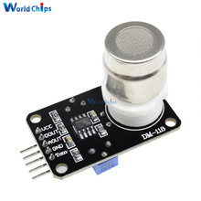 MG811 Detector de módulo de Sensor de Gas CO2 de dióxido de carbono con salida de señal analógica 0 2V