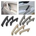 3 pcs Puxar Porta Interior Grab Handle Com Tampa da Guarnição Para VW Passat B5 1998 1999 2000 2001 2002 2003 2004 2005 preto cinza bege