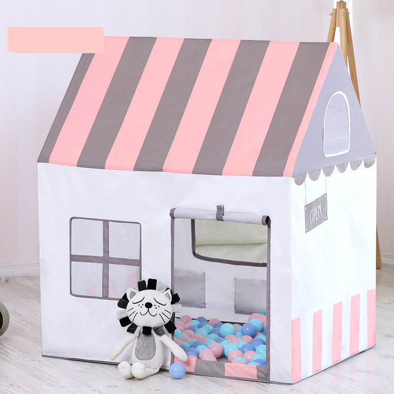 Indoor Family Amusement Park Accessories Children's Tent Game House Safety Playpen for Infants Baby Play House Toy Baby Fence|Toy Tents| |  - title=