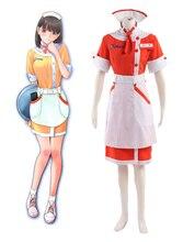 Envío libre amor plus nene anegasaki maid dress anime cosplay costume