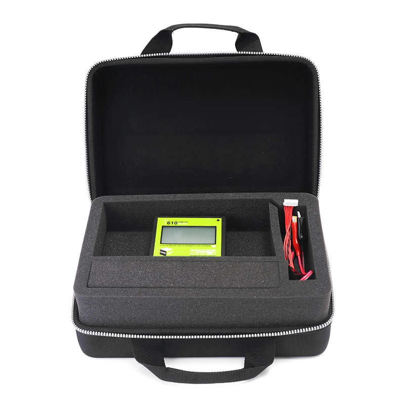 RC Lipo Battery Balance Charger Waterproof Handbag Box Case Bag 33x23x11cm for RC Charger Toys Models Spare Parts Accessories lipo battery 7 4v 2500mah for mjx f45 f645 t23 rc parts helicopter battery can add 3in1 charger f45 22 extra spare toys
