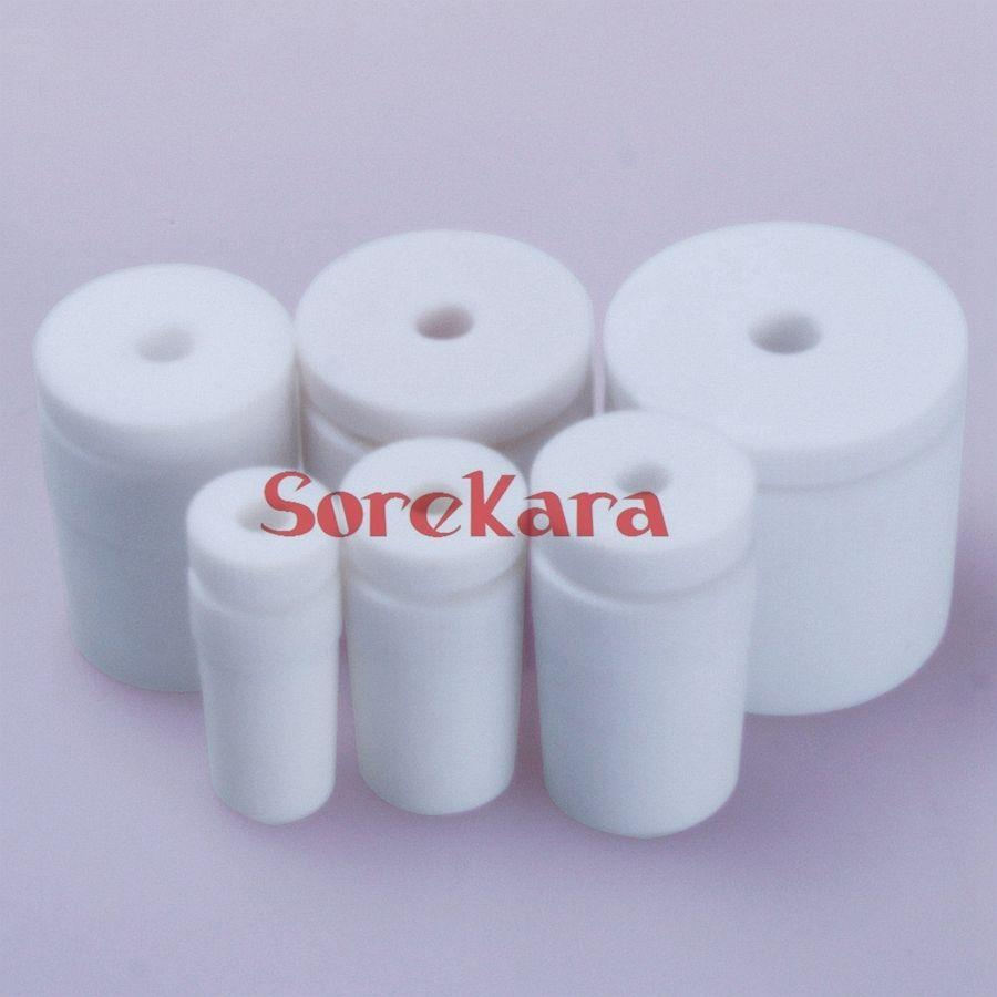 Size 14 19 24 29 34 40 50 PTFE Standard Stopper Stirrer Bearing Adapter Stopper Mixing Plug