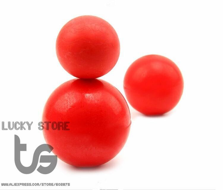 Резина упругий шарик Pet Puppy Dog, натуральный каучук эластичный ПЭТ мяч Игрушечные лошадки Укус устойчивостью собака игрушка squeakers Training игруше...