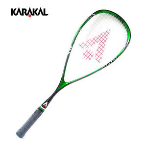 Squash Racket KARAKAL 130g with Package Bag for Match And Training Super-Light Player