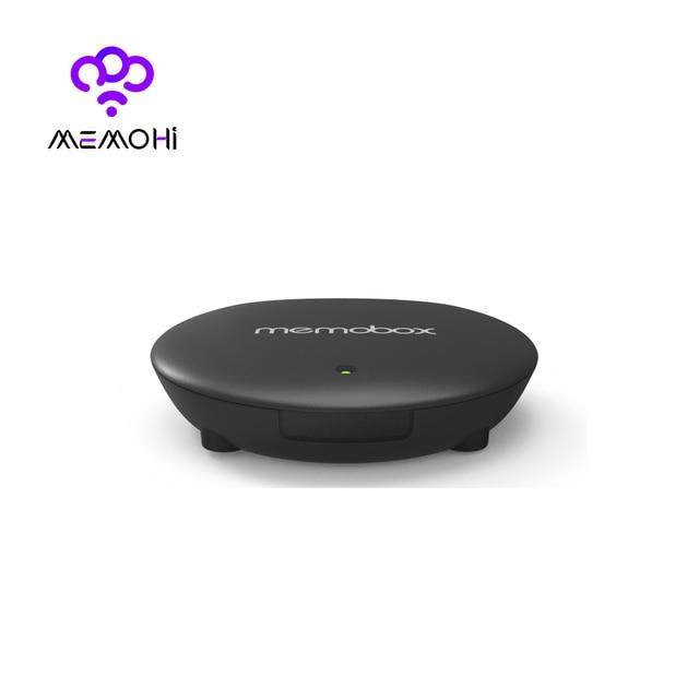 MEMOBOX 2E Android 6.0 Smart TV Box support MEMOHi OS/OTA Update/Dual APP Store/DIY IPTV Channel List/Vedio Search Media Player