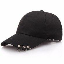 Unisex Baseball Solid Cap