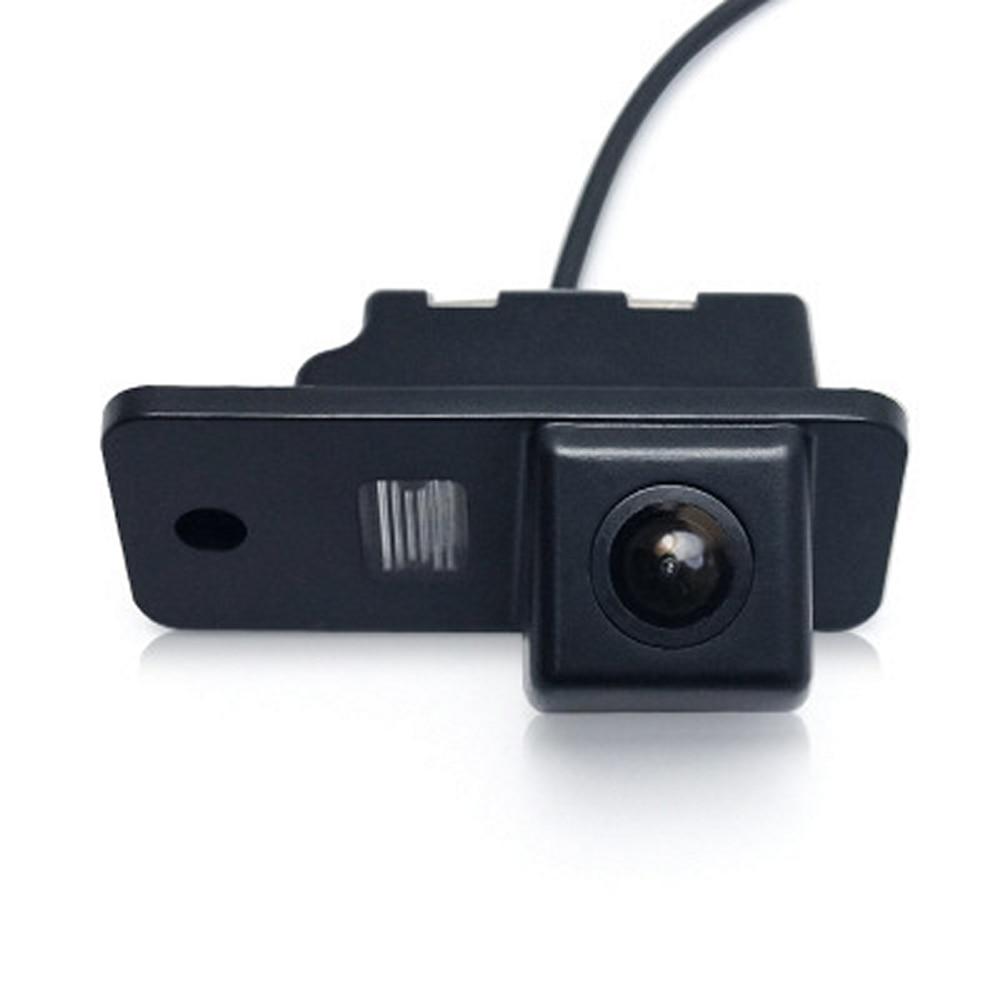 Image 2 - Cámara de Vista trasera de coche HD para Audi A3 A4 A6 A8 Q5 Q7 A6L IP68 visión nocturna cámaras de marcha atrás automática cámaras de aparcamiento de vehículosCámara para vehículos   -