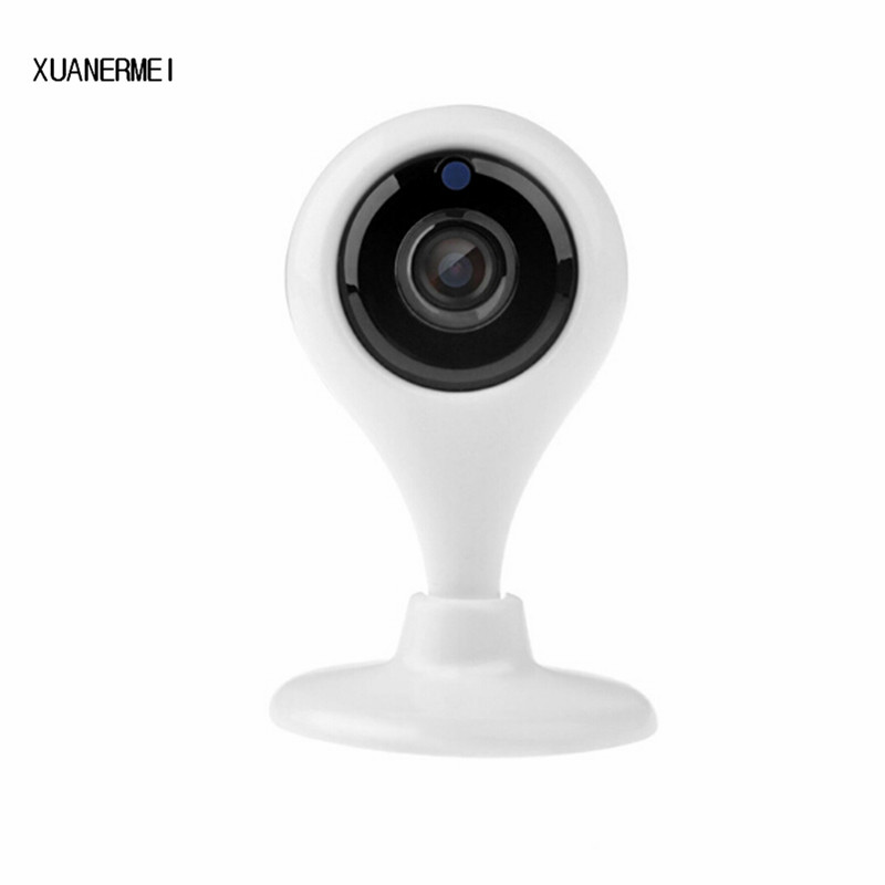 XUANERMEI 720P Wifi wireless IP Smart Camera Motion Detecting Alarm CCTV Surveilliance Network Security Mini Video Camera